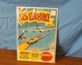 6 Vintage Comic Books