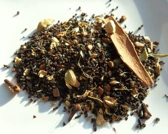 Chai Tea Organic and  Fair Trade