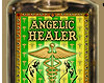 Angelic Healer Conjure Oil