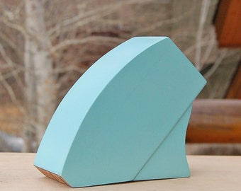 Turquoise Knife Block Cutlery