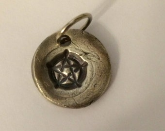 PMC Pentagram Pendant