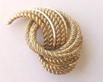 Vintage Grosse Germany Brooch Pin Retro Designer Hi End Fashion Jewelry Accessory