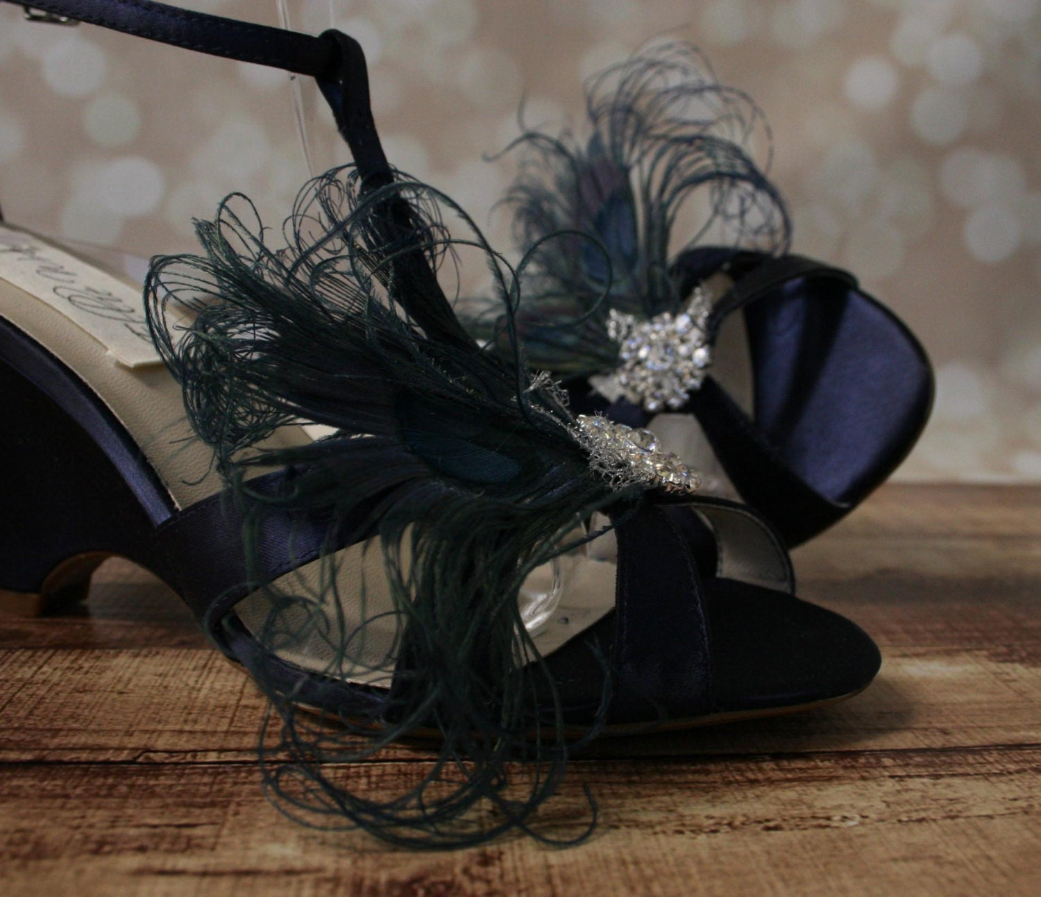 Wedding Shoes Navy Blue Wedge Wedding Shoes With A Navy