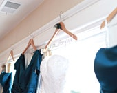 Dress Hanger Bridesmaid, Bridesmaids Gifts, Hangers with Names, Bridal Party Gifts, Maid of Honor Gift, Bridesmaids Gifts, Wedding Hangers