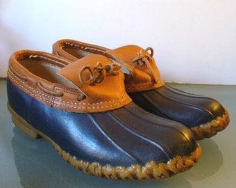 Vintage L.L. Bean Maine Hunting Shoes