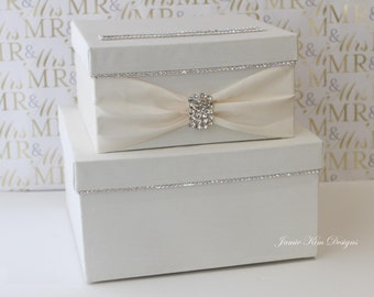 Wedding Card Box Money Box  - Custom Made to Order