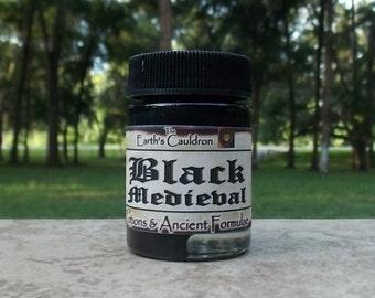 Black Medieval ~ Handmade Magical Ink