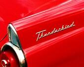 Red Thunder  |  Ford Thun...