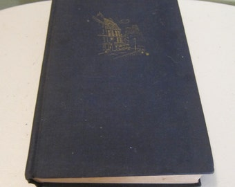 Vintage 1942 Edition Hardcover Book The Last Time I Saw Paris By Elliot Paul