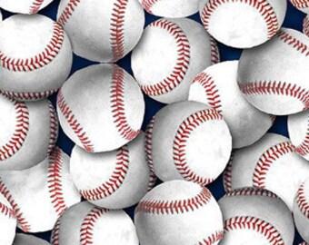 Nursing Pillow Cover - Baseballs and Minky Boppy Cover - Sports, Baseball