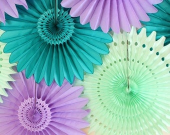 Party Decorations- birthday parties, baby showers, weddings