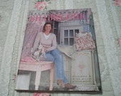 SALE! Rachel Ashwell Shabby Chic Treasure Hunting and Decorating Guide Hardcover First Edition 1998