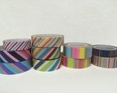 Stripes Washi Samples