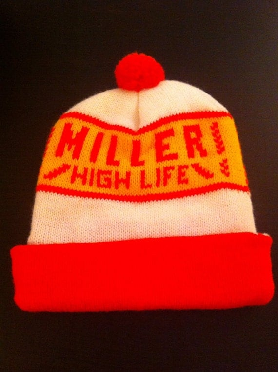 Top Images for Miller High Life Beanie on picsunday.com. 17 01 2019 to 07 42 6027b5ec09c