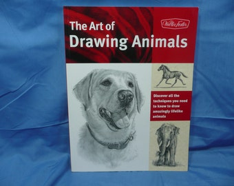 The Art Of Drawing Animals - Walter Foster