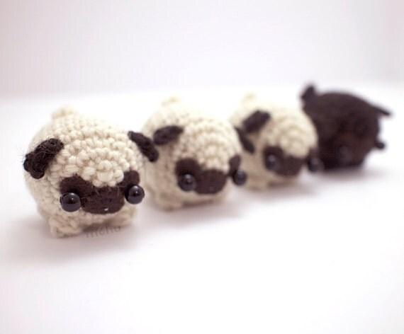 Amigurumi Pug Patron : amigurumi pug crochet pattern - amigurumi dog pattern from ...