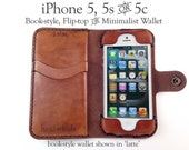 iPhone 5s Leather Wallet ...