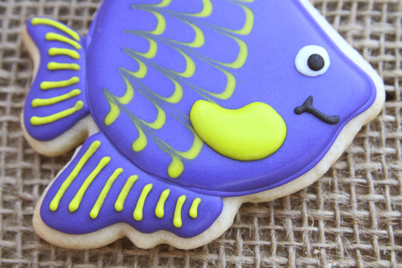 Tropical Fish Favors / Summer Party Favors / By