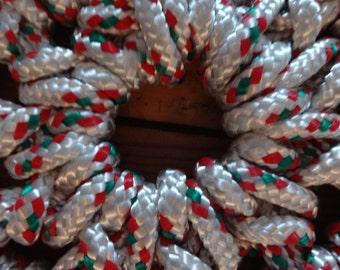 Hand-Crocheted Round Rug