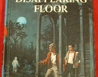 Hardy Boys The Disappearing Floor #19 1980 Franklin W Dixon,