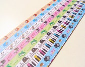 Cute Piano Origami Lucky Star Paper Strips Gift Folding DIY - Pack of 160 Strips