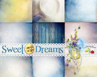 Sweet Dreams Paper Set