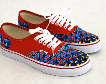 Vans Authentic Custom Items similar t...