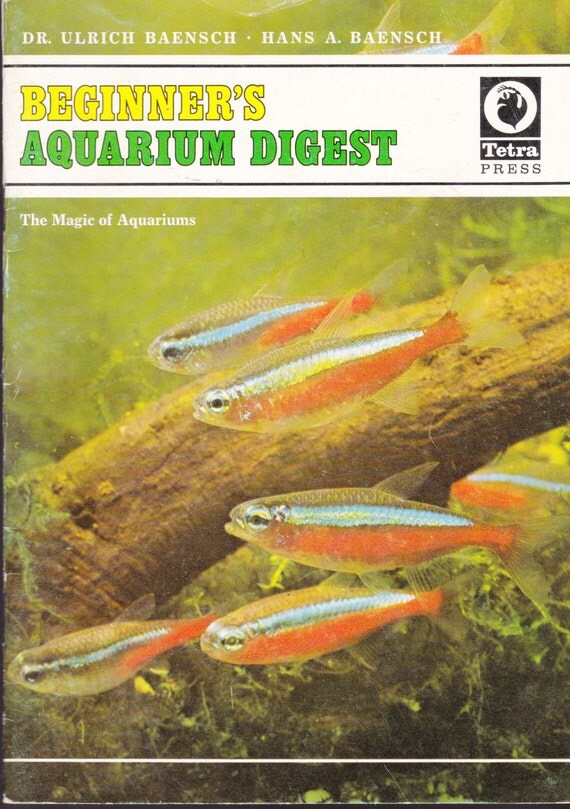 Beginner 39 S Aquarium Digest Gold Fish And Aquarium Fish