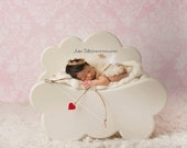 Lil Cupid Heart Bow and Arrow Set - Perfect Valentines Day or Sweethearts Boy or Girl Newborn Photo Prop