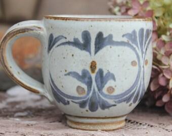 Turkish Hand Painted Tea Cup