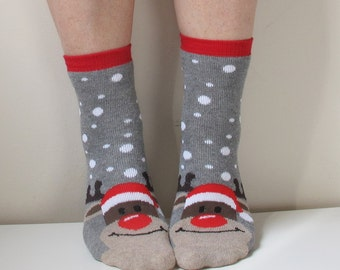 Children Socks Geer Socks Boot Socks Leg Warmer Christmas Socks Fun Socks Casual Cotton Socks Cute Ankle Socks Cotton Socks Printed Socks