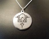 Were-Hunter Symbol Pendant