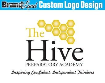 Logo Design, School Logo, Custom Logo Design, Logos, Professional Logo, Business Logo - Unlimited Revisions
