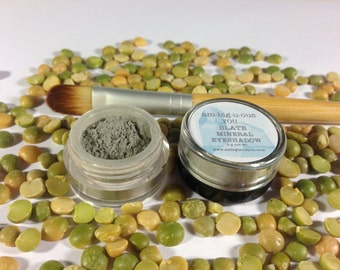 Slate Mineral Eyeshadow- All Natural/Vegan