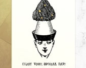 Enjoy Your Special Day - Funny Greeting Card