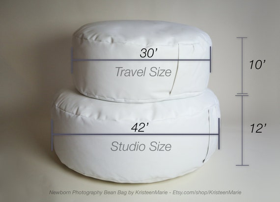 Travel Size Posing Beanbag For Newborn Photography