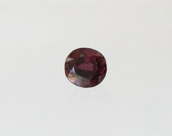 Natural Red Spinel, Unheated, Cushion Cut, 1.62 carat