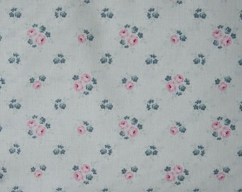 Tilda Fabric Jane White Sold by the Half Metre - UK Shop - Craft Supplies