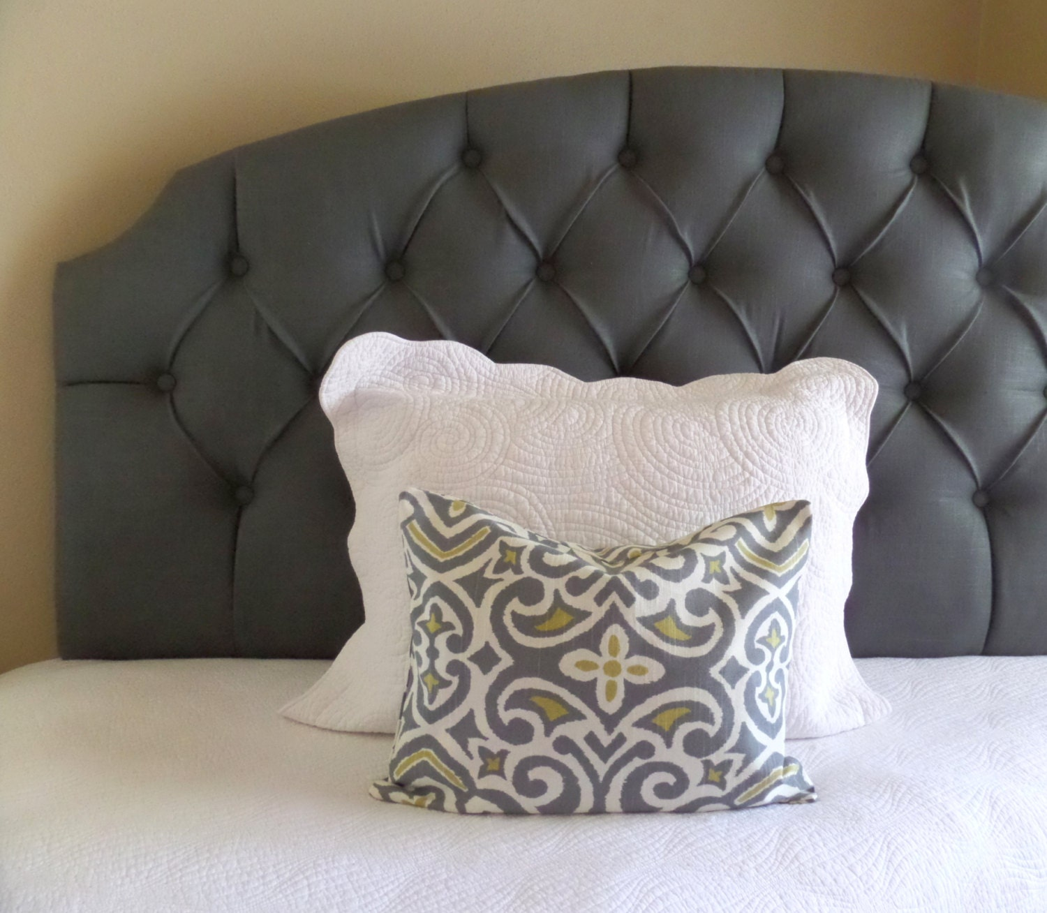 28 custom tufted headboard custom tufted upholstered headbo