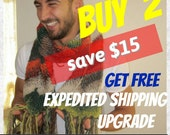 Buy 2 get 1 free upgrade express shipping-expedited shipping-except sale scarf scarves-Men-women Fashion accessories gift scarves2012 Turkey