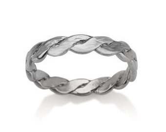 Braided Band Ring