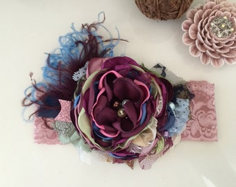 Matilda Jane Headband- Baby Headbands- Baby Girl Headbands- Avry Couture Creations