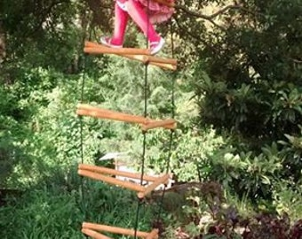 Wiwiurka Wooden Climber / Monkey bars kit assembled by yourself/ outdoor-indoor playstructure