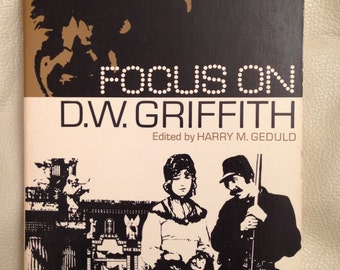 Book, Focus on D W Griffith, film history