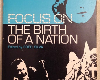 Book, Focus on Birth of a Nation. film history.