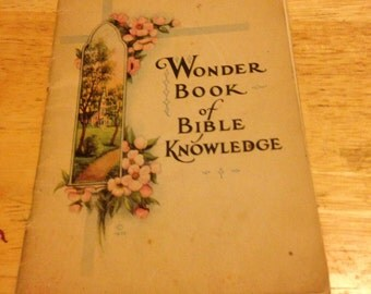 Wonder Book of Bible Knowledge