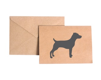 Jack Russell Terrier Note Card Set