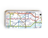 iPhone 6 Case. iPhone 6 Cases. London Tube Map. Phone Case. iPhone Case. Case for iPhone 6. iPhone 6 Cases.