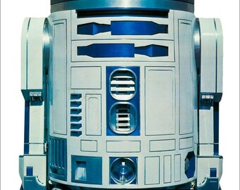 Star Wars R2D2 Stand-Up Display