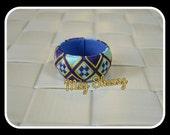 Yubinuki thimble ring 3x3 box